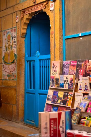 Local house inside Jaisalmer fort