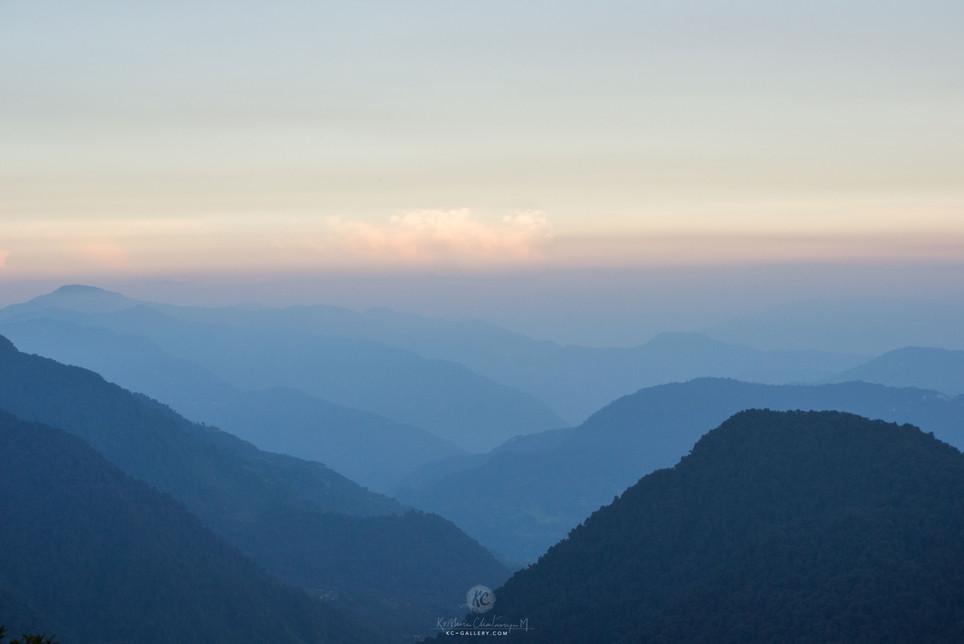 Landscape @ Goechala trek
