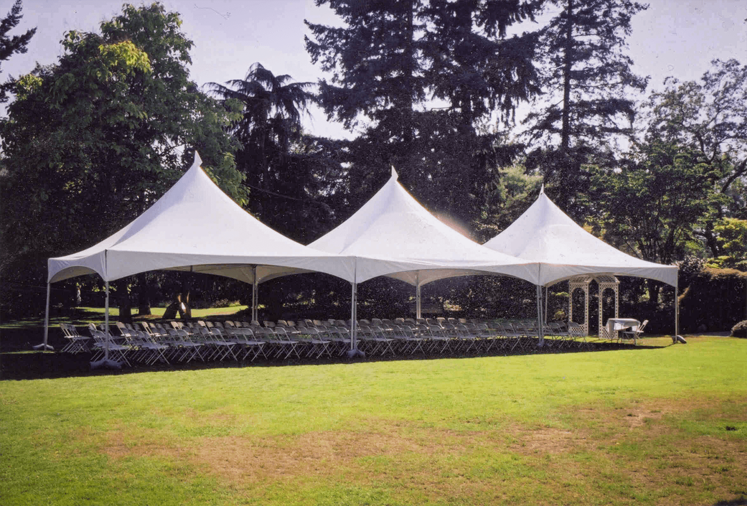 Three 20x20s With Chairs