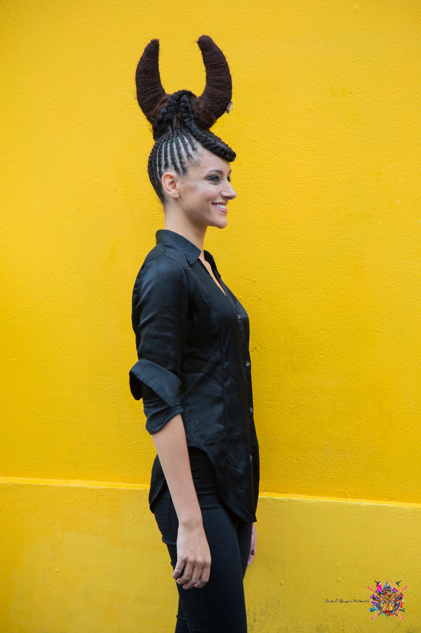Hair Show Nadeen Mateky