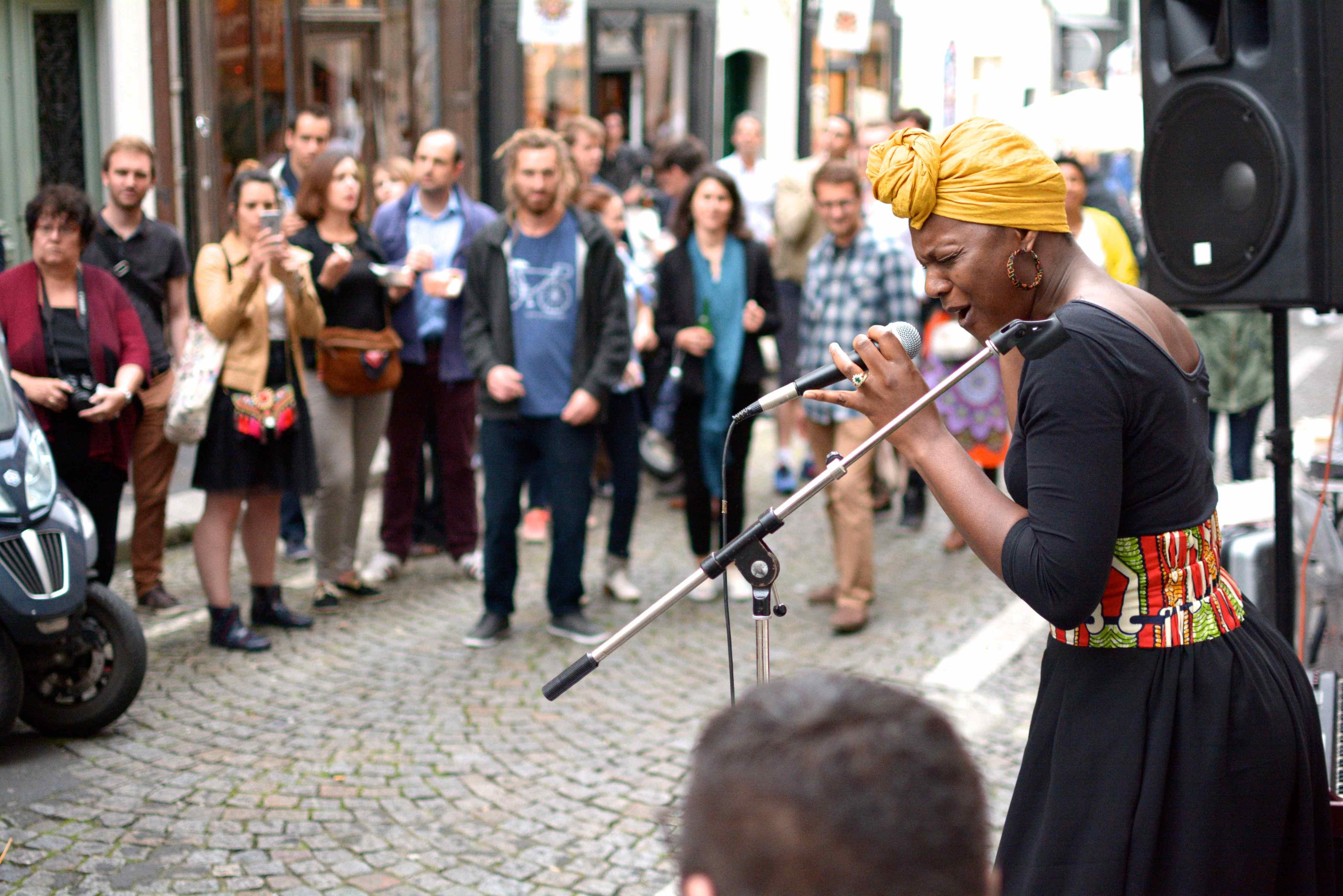 Africamontmartre fête la Musique