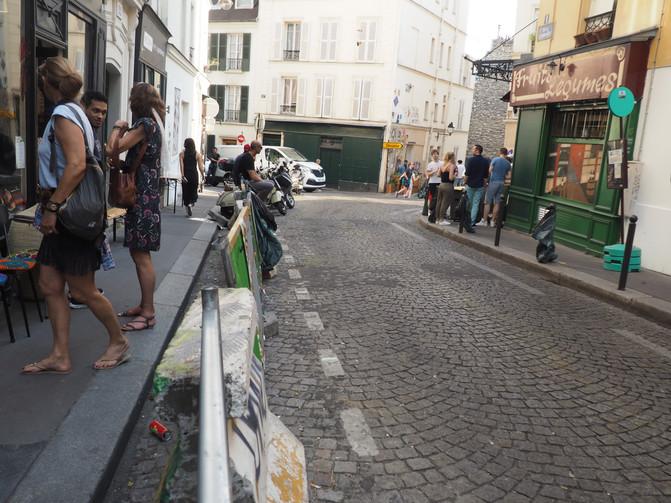 Un peu d'Afrique à Montmartre 2017 ! Edition n°3 TROPICAL STREET