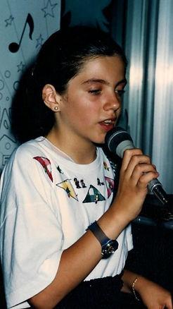 Valentina Cavazzuti cantante