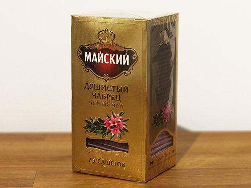 Black tea with thyme Mayskiy