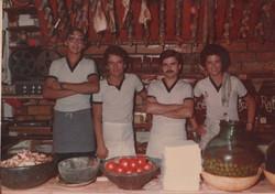 Manolo, Josep, Fernando i Hilario