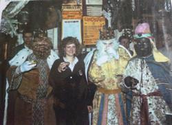 Els Reis de Teià de l'any 1986