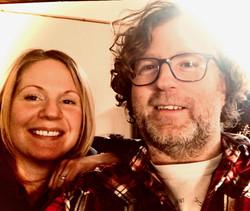 Sara MacDonald and Jordy Walker