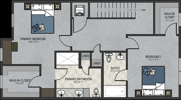 The Alexander Interior Unit - 2nd Floor