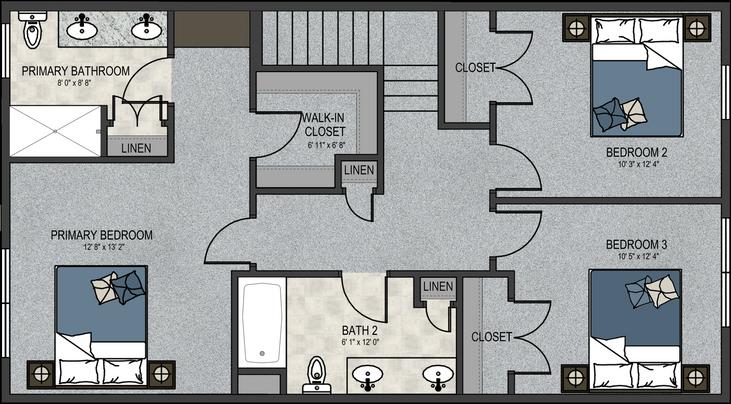 The Douglas Interior Unit - 2nd Floor