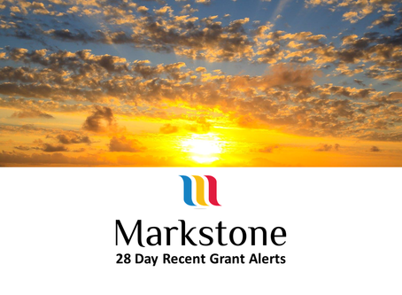 28 Day National & Victorian Grant Alerts 7 July 2020