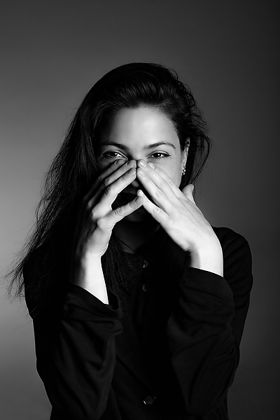 Portrait-Michelle-reznicek-schwarz-weiss