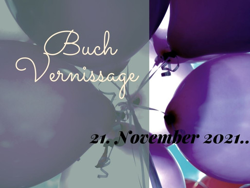21. November 2021 - Buchvernissage