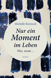 In blauweiss erscheint der neuste Roman der Autorin Michelle Reznicek. Ein philosophische Geschichte über das Leben und den Tod und die Zusammenhänge dazwischen.
