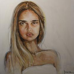 A Study of Samantha Harris