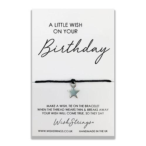 Birthday WishString