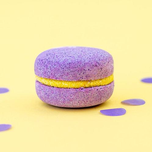 Passion Fruit Bath Macaron