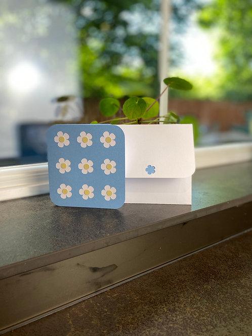 'Daisy Style' Greetings Card
