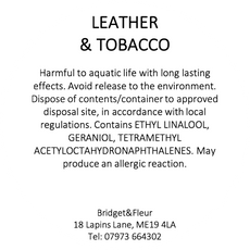Leather & Tobacco