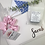 Thumbnail: Personalised White Pouch Box