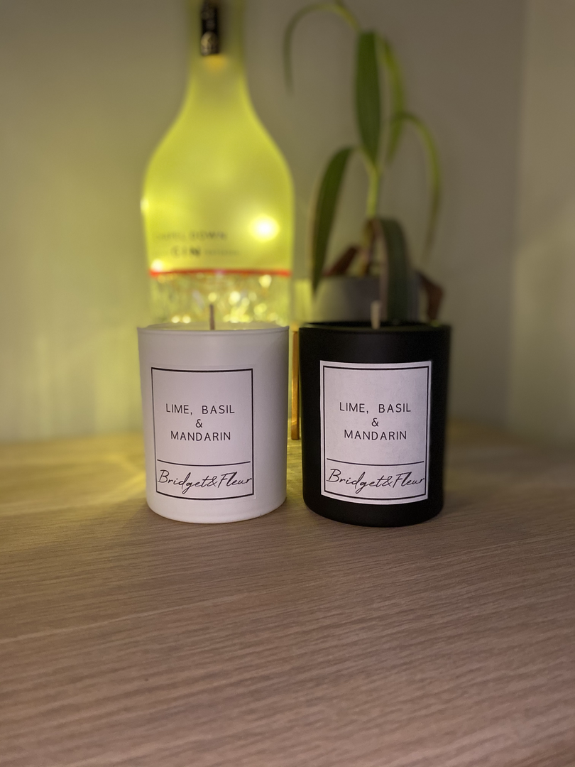 Monochrome Candles