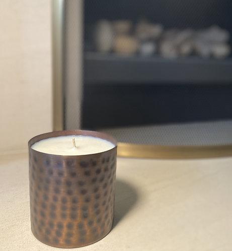 Luxury Bronze Soy Candle
