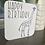 Thumbnail: 'Geometric Giraffe Happy Birthday' Card