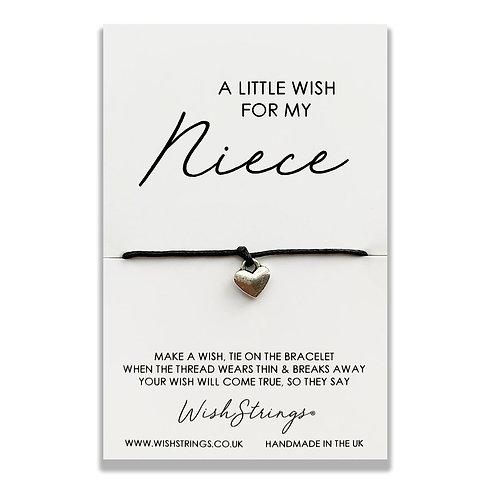 Niece WishString