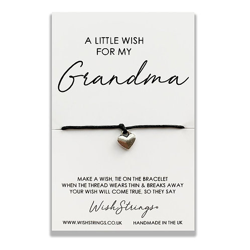 Grandma WishString