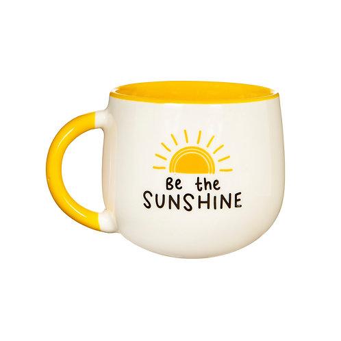 'Be The Sunshine' Mug   Sass&Belle