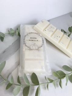 LIMITED EDITION Warm Vanilla Wax Melt