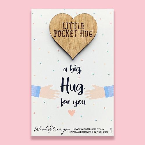 Pocket Hug WishString