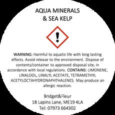 Aqua Minerals & Sea Kelp