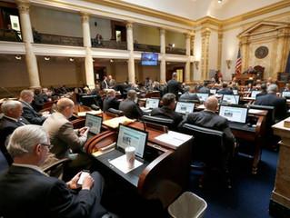 Lawmakers send Bevin major bills on education, criminal justice