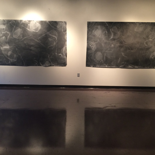 Spook Drawings Installation
