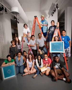 The 12th Annual Artspace Summer Apprenticeship Program