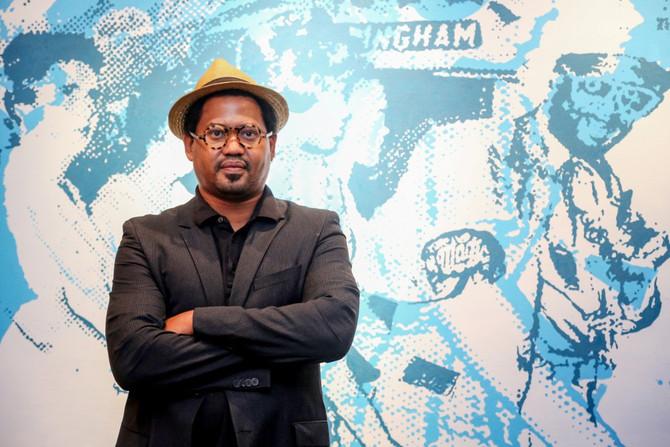 Provocative, inspiring: Artist garners international attention