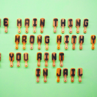 The Main Thing Wrong With You
