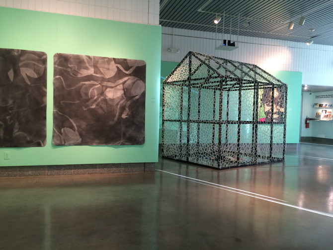 Art exhibit explores incarceration