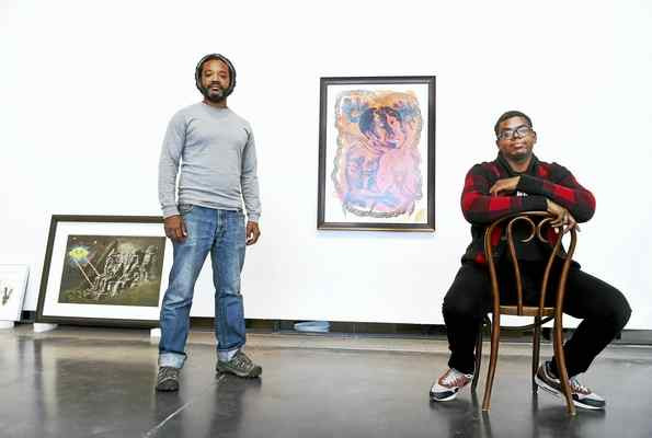 New Haven exhibit celebrates 'strong, vital energy' of blacks