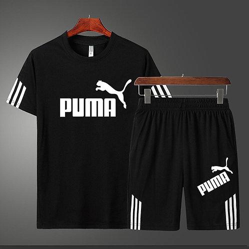 Men's T-Shirt + Shorts Sert Cool 2 Piece Set