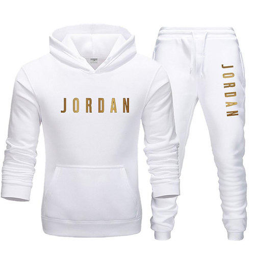 Men's Hooded Sweater Suit Sportswear Pullover