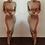 Thumbnail: Women  Turtleneck Slim Long Sleeve Bodycon Dress