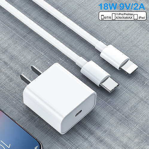 Fast Charging USB 3.3 ft or 6.6 ft for iphone type C