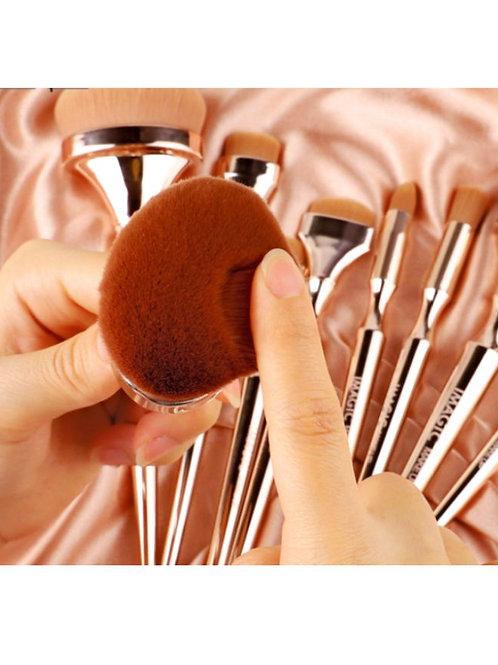 9PCS/set Professional Makeup Brushes Set Eye Shadow Eyeliner