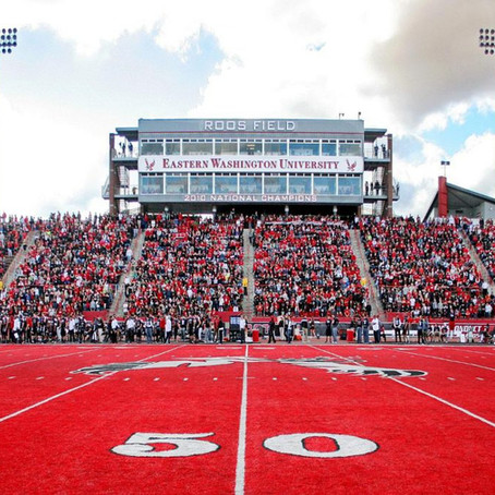Eastern Washington University Roos Field