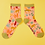 Thumbnail: jungle print bamboo socks