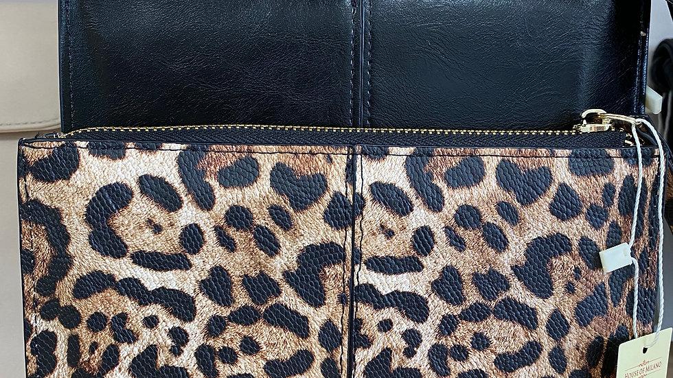 Large zip purse
