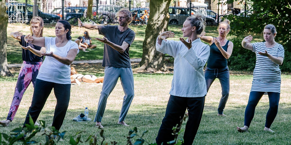 Tai Chi in the Park - 8 week Summer Course