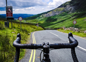 Cycling to the Lake District 'Honeypots'