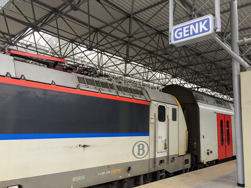 Genk Train Station
